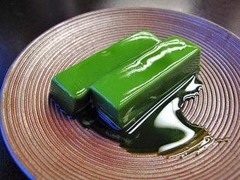 Dessert_vert